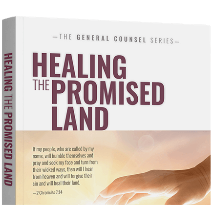 Healing Promised Land Featured Image
