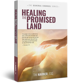 Healing The Promised Land Full Cover