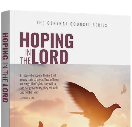 Hoping In The Lord Featured Image
